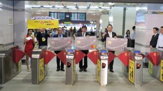 一卡通成立已滿3週年,持卡人引頸期盼的台灣高鐵將於4/1正式開放上線。(圖/一卡通票證公司提供)