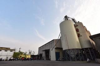 平鎮區農會稻穀乾燥機及濕穀暫存桶啟用典禮。