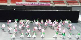 建功國小榮獲全國學生舞蹈比賽特優。(縣府提供)