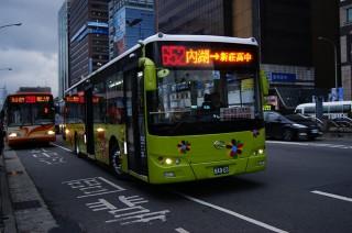 通勤族注意!北市7條幹線公車 6月起改編號(圖/Wikipedia)