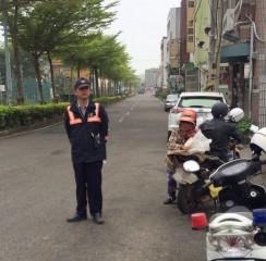北港警分局配合中部地區106年度萬安40號演習,演練過程落實逼真,獲上級長官肯定。(記者陳昭宗拍攝)
