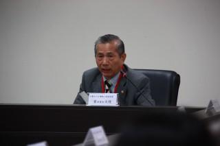 88工商協進會理事長黃火煌希望整合中部縣市發展產業。(圖/扶小萍攝)