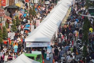 ▲高市交通局與環保局將於22日、23日舉辦「哈瑪星低碳嘉年華」活動做為10月盛典的暖身活動。(圖/高雄市政府交通局提供)