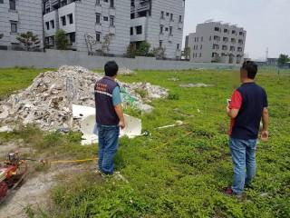 中市檢警環查緝奏效,破獲新竹環保犯罪集團。