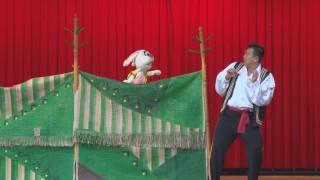 「野狼兔子Amigo」兒童劇 啟發學童珍惜友誼