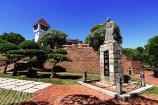 台南安平古堡(圖/翻攝自維基百科)