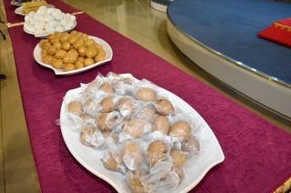 中華民國養雞協會產銷督導委員會執行長陳進丁表示,自從上週五爆出戴奧辛毒蛋疑雲後,彰化縣的產蛋量每日從近千萬顆蛋減至剩下7百萬顆,滯銷的蛋只能暫時冰存。(圖/彰化縣政府提供)