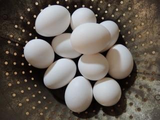 確認鴻彰養雞場的雞蛋戴奧辛檢測值超標後,經過數日的作業,彰化縣府已將鴻彰養雞場出品的蛋品全數煮熟銷毀,近4萬隻蛋雞也完成進行撲殺處置。(圖/Pixabay,非當事蛋品)