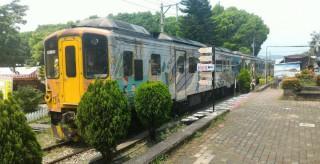台鐵集集支線火車。