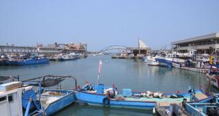 新屋是桃園的魚米之鄉,永安漁港則是全國唯一的客家漁港。