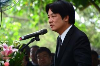 總統蔡英文5日宣布台南市長賴清德接任行政院長,並交付賴清德七項任務,相信賴可以排除萬難,全力加速國家改革建設。(圖/資料照)
