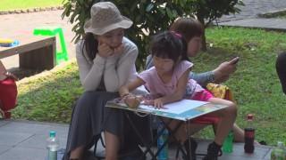 救國團寫生比賽 親子同樂歡慶母親節