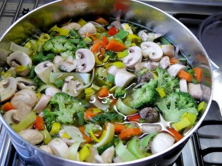 端午節勿放「粽」過度,朴子醫院營養師推軟食代換概念