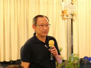 台南新樓醫院大腸直腸外科唐修治醫師。