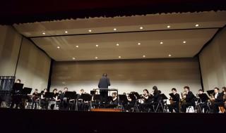 「2017桃園管樂嘉年華」-「日本布立茲愛樂管樂團室內音樂團」於中壢藝術館演出。