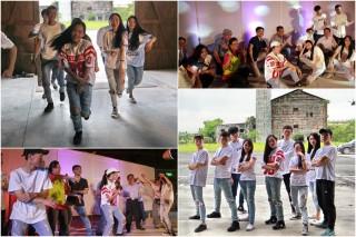 「蘭勁舞力」十四校聯合舞展將在中興文創園區盛大登場。(圖/記者陳木隆攝)