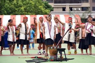 布農族射耳祭展現狩獵文化特質,祭儀過程分別為「祭典前的打獵」、「對空鳴槍傳訊息」、「迎接獵人」、「祭獵槍」等。