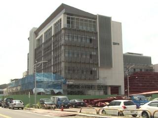 機電商倒閉 香山行政大樓進度落後