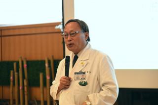 風濕免疫達標治療,大林慈濟醫院院長賴寧生指出醫病溝通很重要