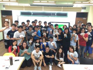 中原大學創意魔「數」工作坊,為師生帶來一場魔幻數學課。
