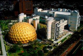 台北市立天文館(圖/台北市立天文館提供)