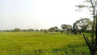 圖說:台中市環保局規劃在文山復育完成的1、2期掩埋場復育公園上啓動太陽能「文山綠光計畫」