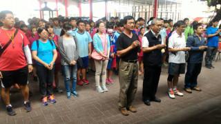 2017水林鄉內16歲青少年單車成年禮活動別開生面在東石鄉笨港口港口宮舉辦