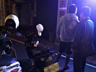 男子飛車賣毒衝業績  眼尖警攔查褲襠起出毒品