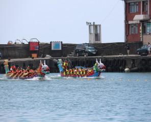 龍舟競賽(資料照片)