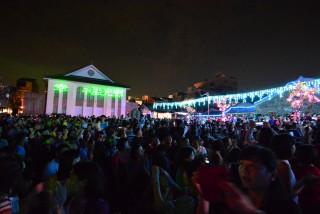9鹿港夜之光廊點燈儀式-夜光之廊3