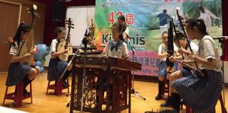 烏日音樂會在東園國小舉行。林重鎣攝