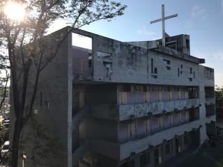 公東的教堂暫被WMF列為世界當代建築第一名。