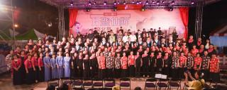 合唱管樂詮釋客家音樂 台中巧聖仙師文化祭落幕