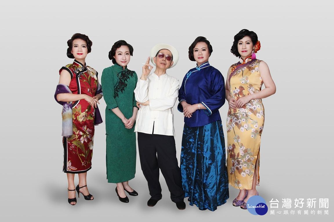台灣製作-原創音樂劇及歌劇 台中歌劇院精彩登場