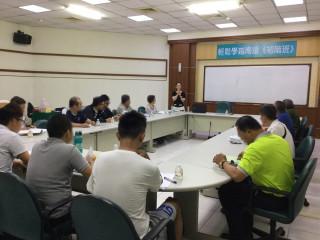 ▲民進黨高雄市黨部舉辦越南語教學,提升高雄成為新南向基地的實力。(圖/民進黨高雄市黨部提供)