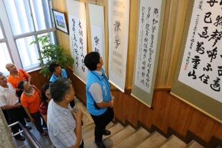 花蓮市志工協會書畫攝影聯展(圖/花蓮市公所提供)