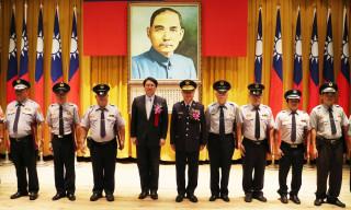 警察節慶祝大會(圖/基隆市政府新聞科提供)