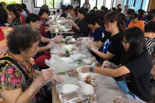 羅東鎮開辦「我愛圖書館,生活成長營」系列活動。(圖/羅東鎮公所提供)