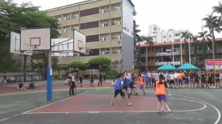 士林青少年三對三籃賽 炒熱世大運氣氛
