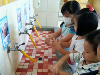 腸病毒將進入流行期,衛生局籲請大家落實勤洗手及個人衛生管理。
