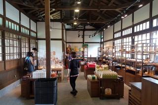羅東林業文化園區之森藝館租給民間經營。(圖/羅東林管處提供)