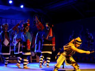 阿里山逐鹿部落「塔山傳奇,逐鹿再現」,從樂舞裡看見不一樣的原鄉記憶