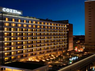 來府城HOTEL COZZI和逸飯店,包辦 陸海空暢玩之旅。