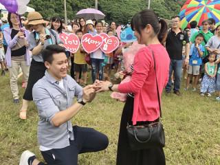 據內政部最新統計,106年7月桃園市粗結婚率5.45‰全台灣最高,花蓮縣則是粗離婚率2.93‰全台灣第1。(圖資料照片/)