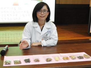 台南市立醫院中醫部王淑秋醫師。