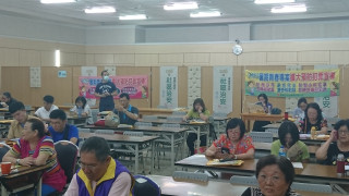 福民社區觀摩活動寓教於樂 警民合作預防犯罪「揪安心(台語)」