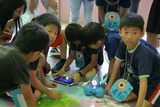 Dash&Dot機器人大賽 程式學習扎根校園