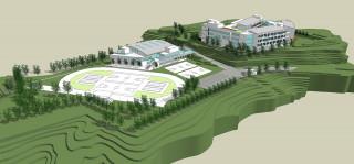 校舍改建第三期工程動土(圖/基隆市政府提供)