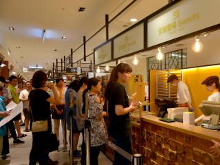 起士塔,南台灣首站 6/29-7/18新光三越台南西門店開賣。
