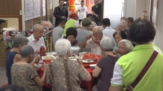 響應中央長照計畫 保安里推免費共餐